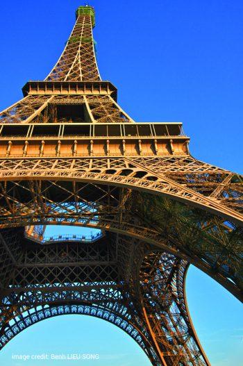 1st Floor, Eiffel Tower
