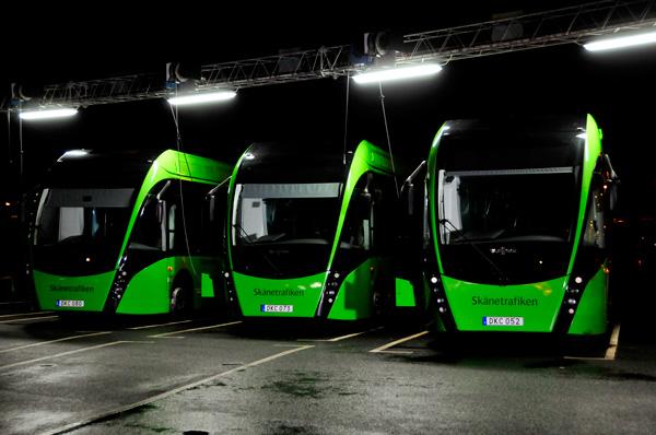 The Exqui City Tram-Bus Hybrid