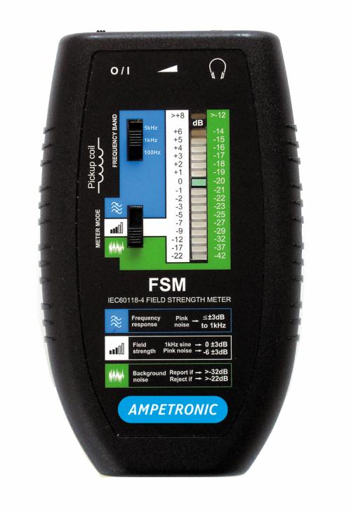 FSM Field strength meter