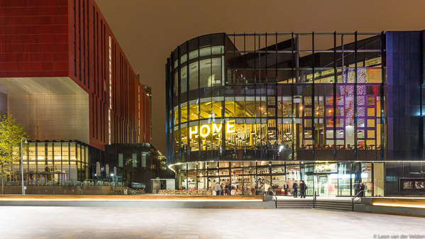 HOME: Centre for International Contemporary Art, Theatre and Film