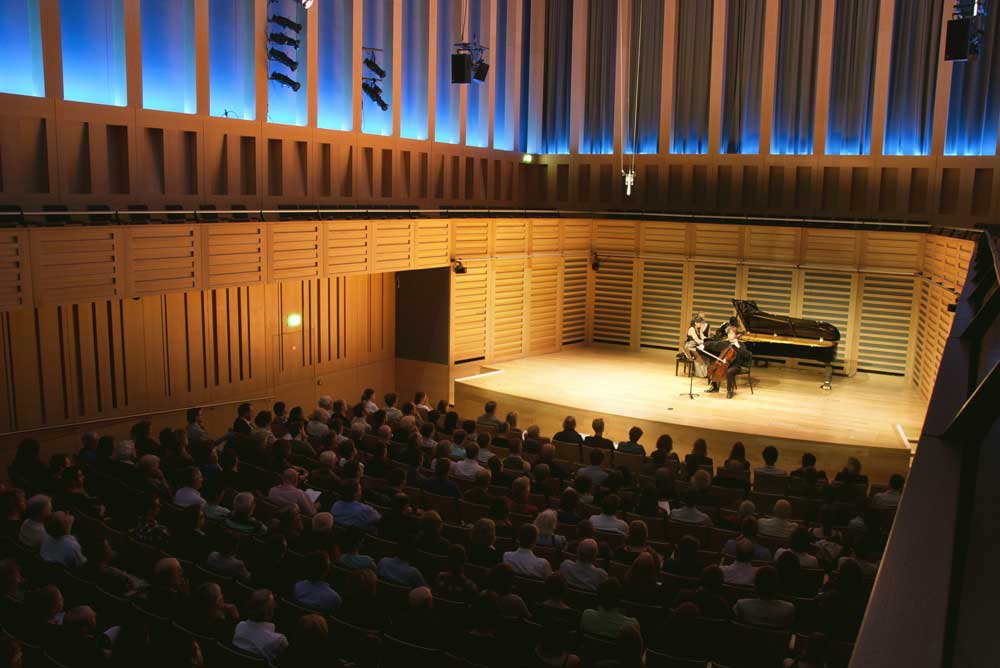 Kings Place, Kings Place Music Foundation