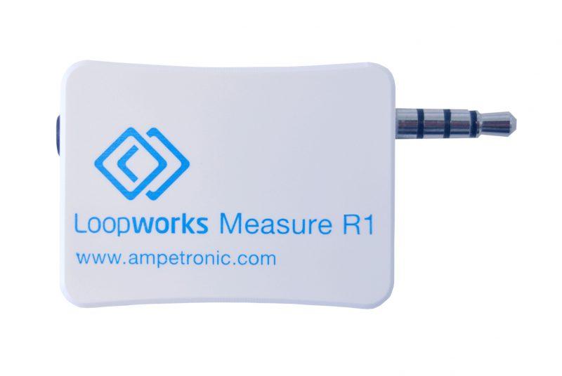 Loopworks Measure R1 field strength meter