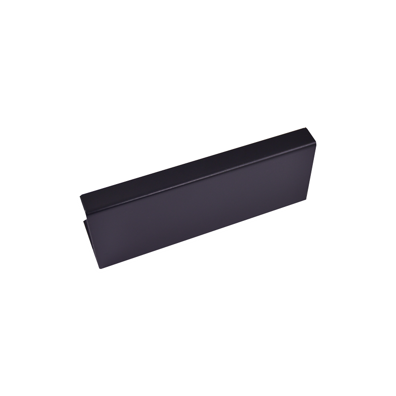Blanking plate one quarter width