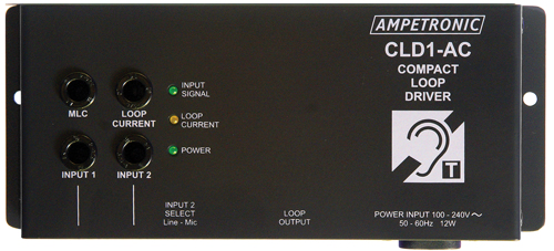 CLD1AC small area and counter loop driver