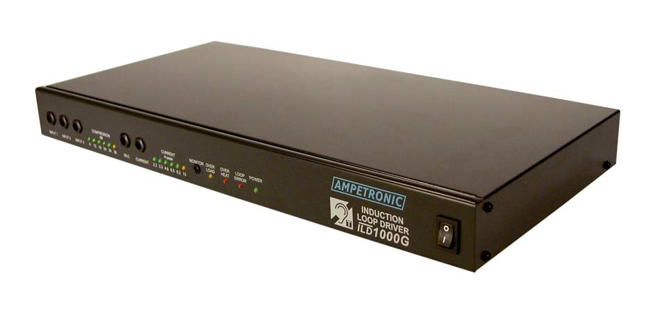 ILD1000G Professional rack mountable loop driver