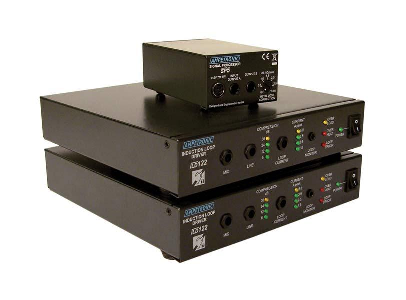 ILD122 Professional rack mountable loop driver