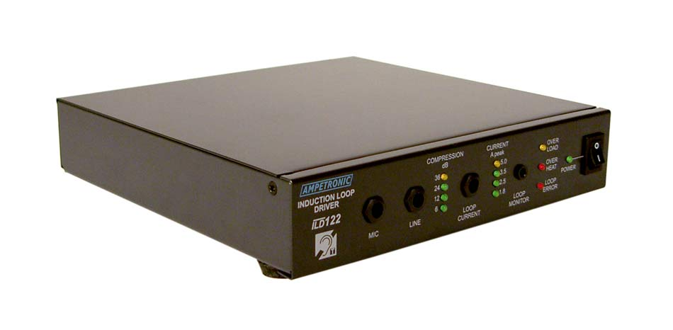 ILD122 Professional rack mountable loop driver