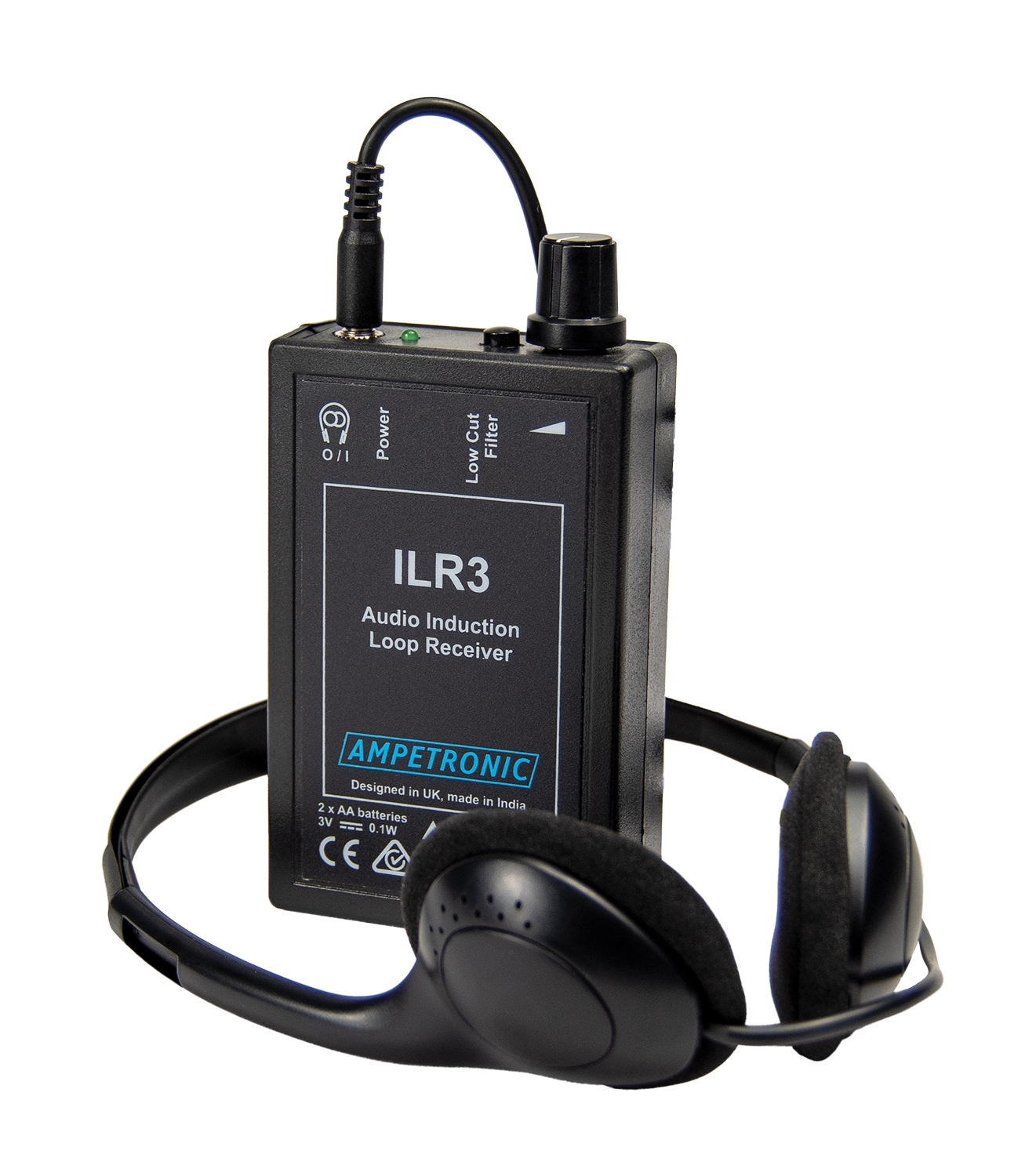 ILR3 Audio loop receiver