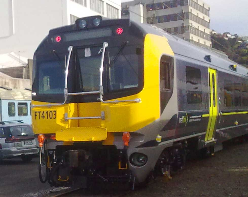Matangi trains