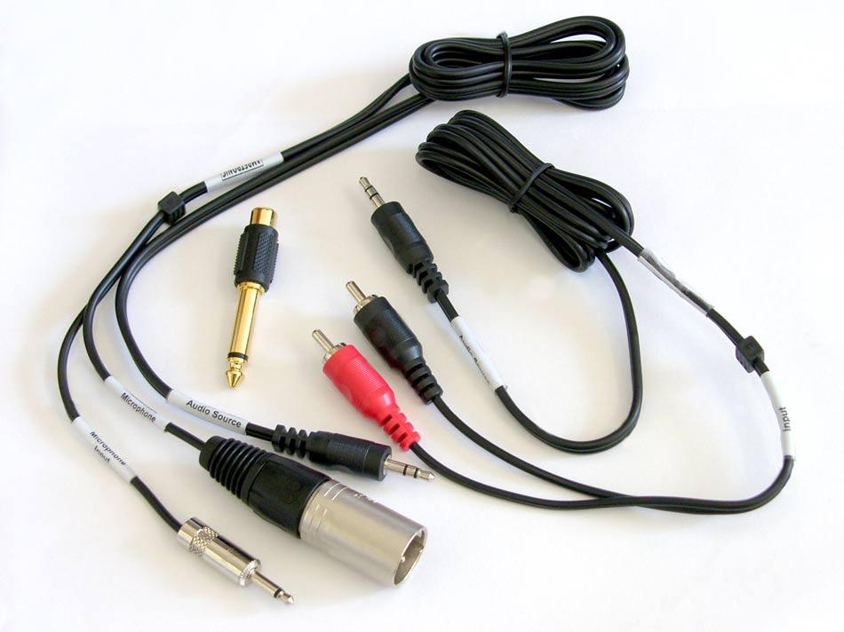 SCC signal connection cables