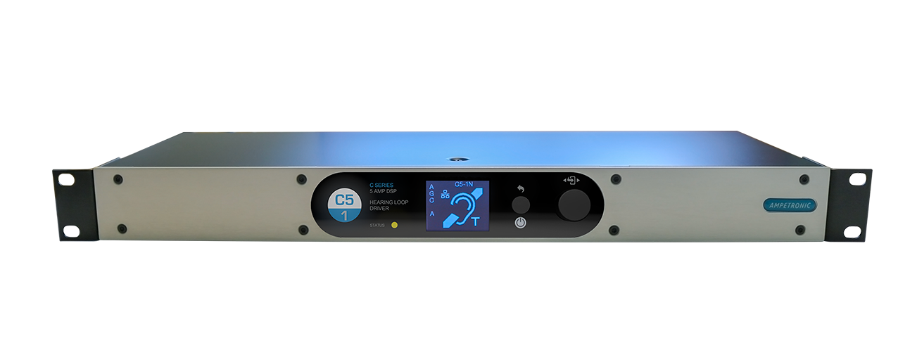C5-1 Perimeter hearing loop driver