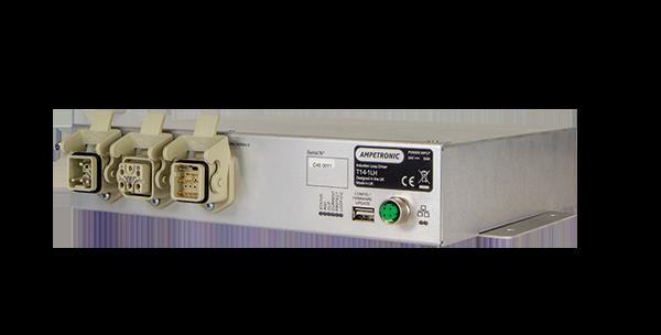 T14-1 Transport hearing loop driver – rail