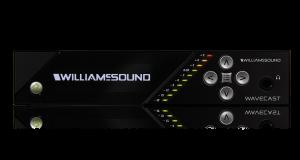 Audio-over-WiFi from Williams AV