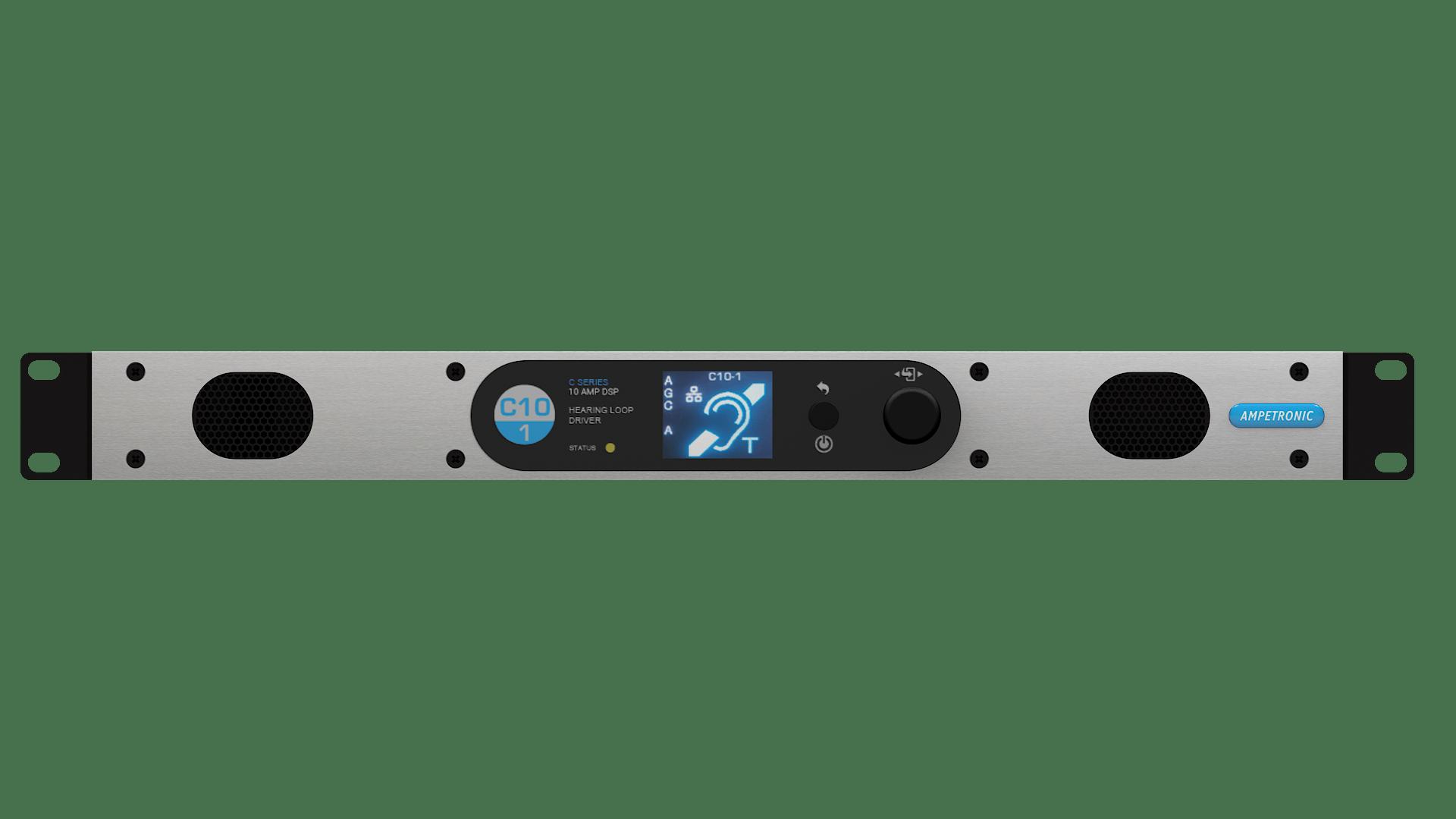 C10-1 Perimeter hearing loop driver